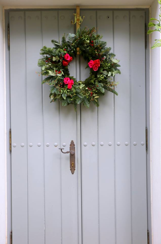 Christmas decor inspiration by The Belle Blog