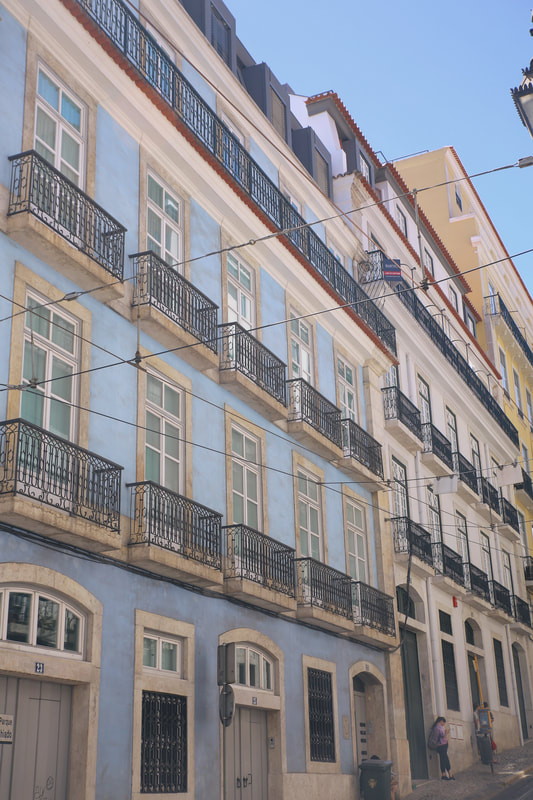 Lisbon, Portugal by The Belle Blog