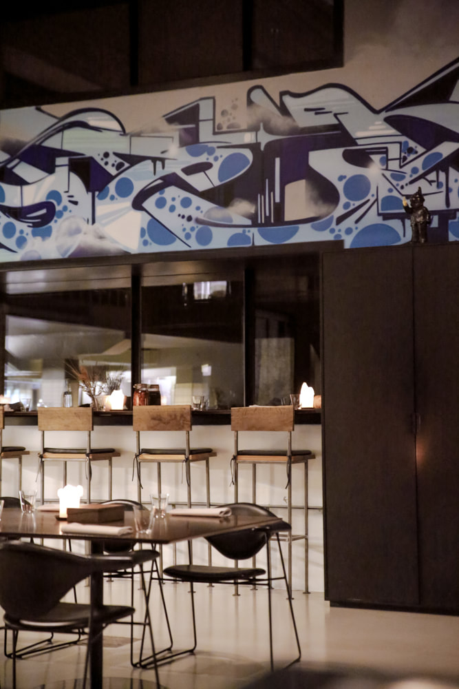 Culinary delights in Copenhagen. Amass restaurant by The Belle Blog