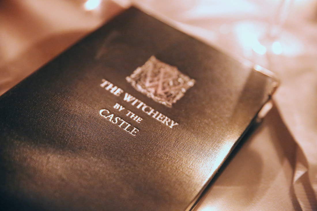 Halloween at the Witchery by the castle - By The Belle Blog
