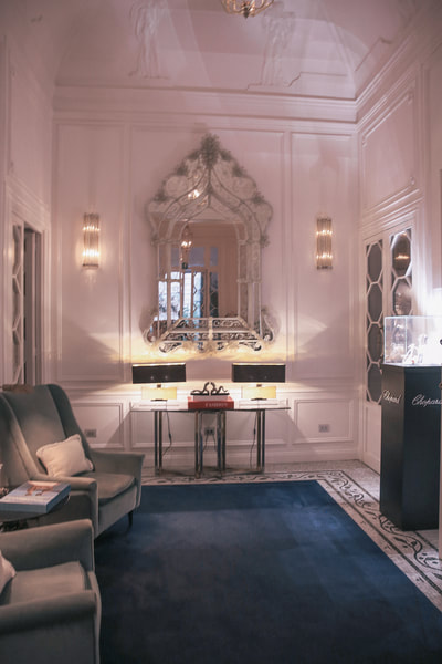 Pallazo Dama hotel, Rome By The Belle Blog