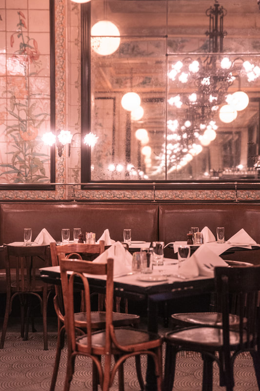Augustine restaurant, New York city by The Belle Blog