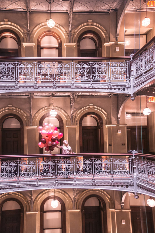 The Beekman hotel New York and a day in Brooklyn by The Belle Blog
