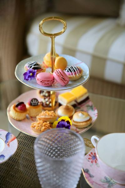 A birthday afternoon tea by The Belle Blog
