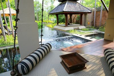 Four Seasons Chiang Mai, Thailand by The Belle Blog
