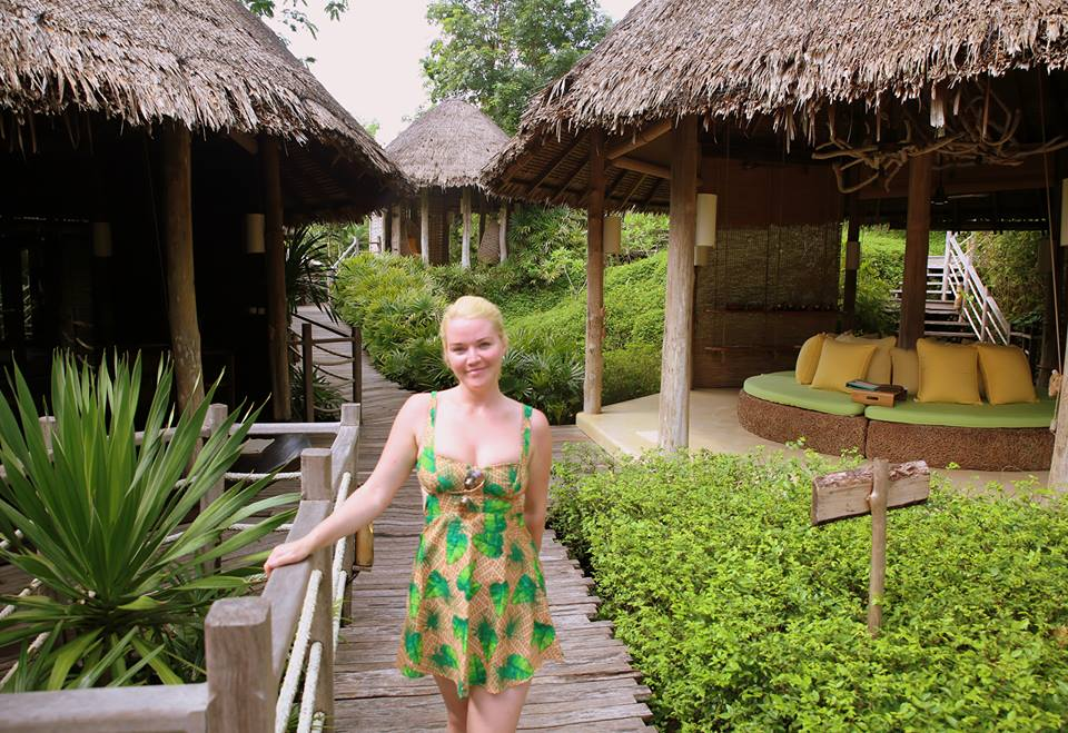 Spa day in the rain forest, six senses Yao Noi , Thailand by The Belle Blog