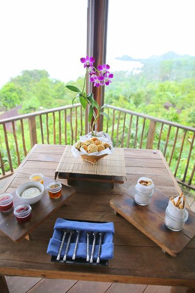 A private afternoon tea- Six senses Yao No, Thailand by The Belle Blog