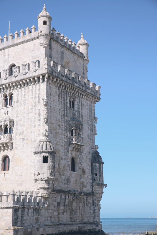 Discovering Lisbon and the Belem Tower by The Belle Blog