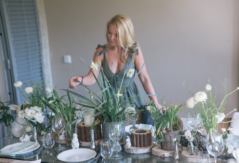 Hosting an Spring brunch on a budget by The Belle Blog