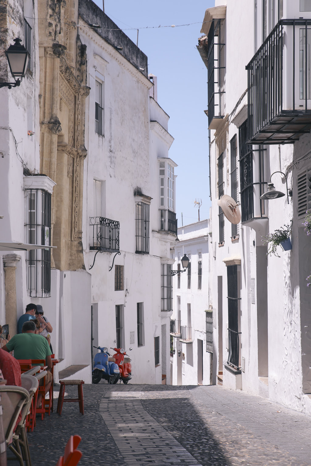 Arcos de la frontier, Andalusia by The Belle Blog