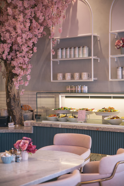 Blooming breakfasts at Elan Cafe by The Belle Blog