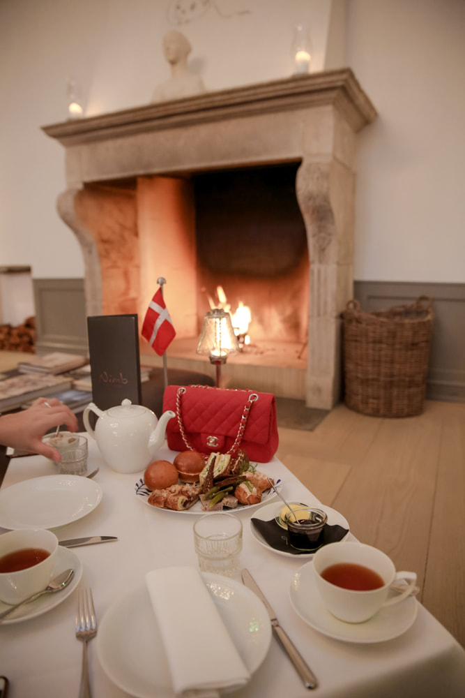 Afternoon Tea at Nimb hotel, Copenhagen By The Belle Blog