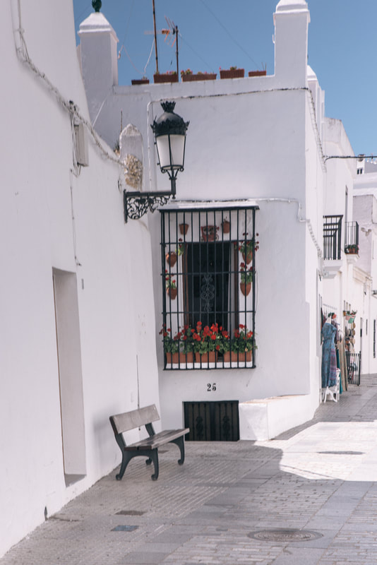 Vejer de la Frontera, Andalusia - Spain by The Belle Blog