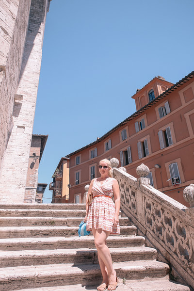 A road trip from Tuscany to the Italian Riviera by The Belle Blog