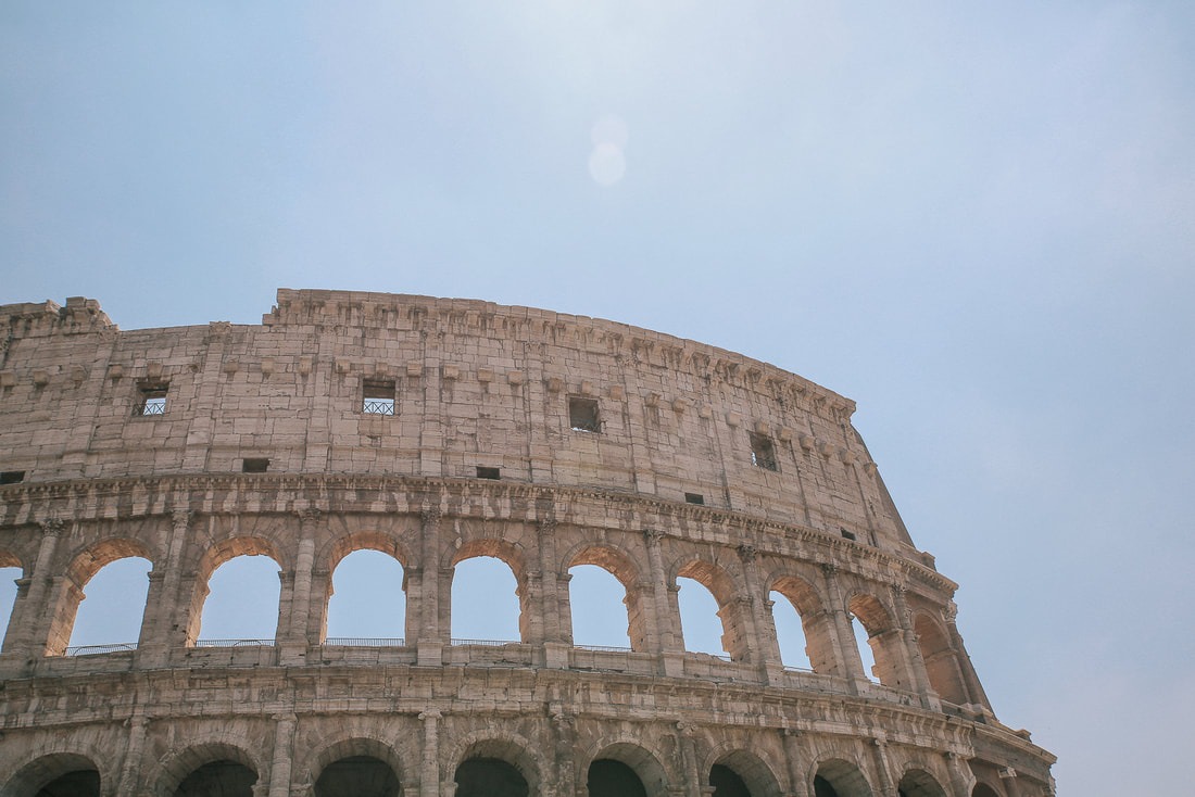 A weekend in Rome by The Belle Blog