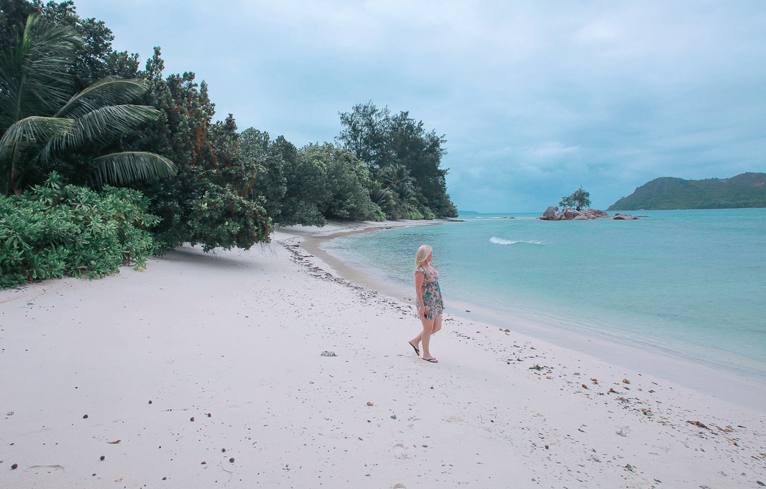 Final days on Praslin Island, The Seychelles by The Belle Blog