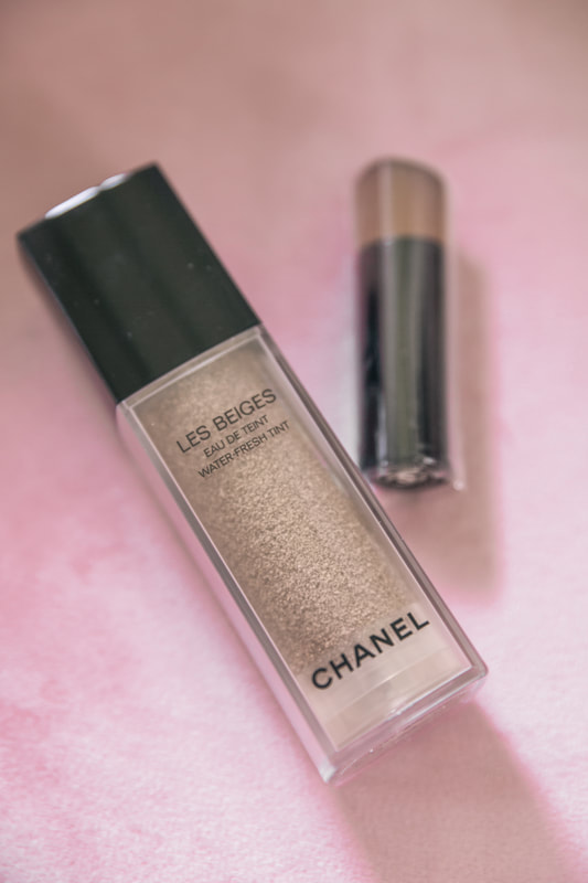 Chanel eau de tint les beiges by The Belle Blog