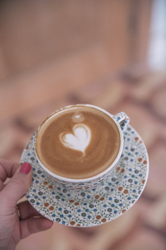 The cutest coffee spots in London by The Belle Blog
