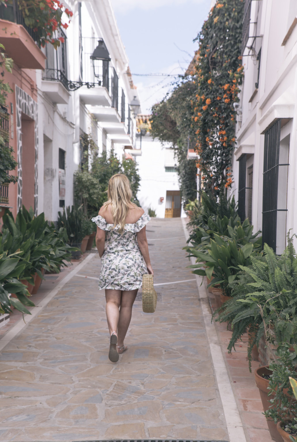 A coastal walk from Puerto banus to Marbella old town by The Belle Blog