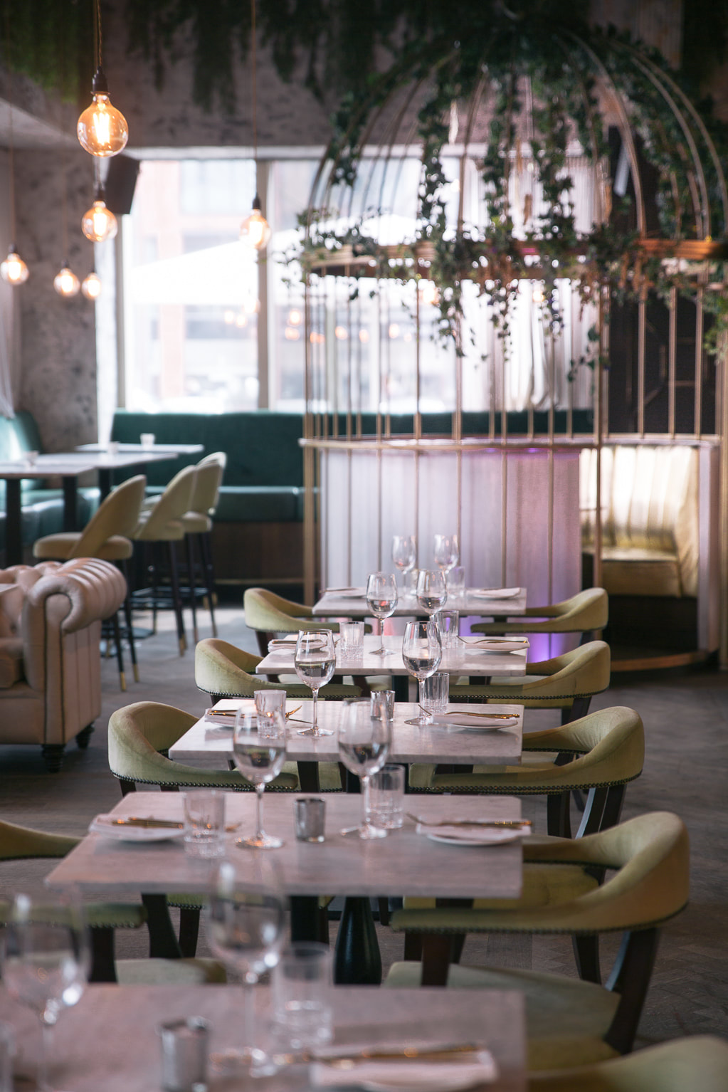 Menagerie Manchester by The Belle Blog
