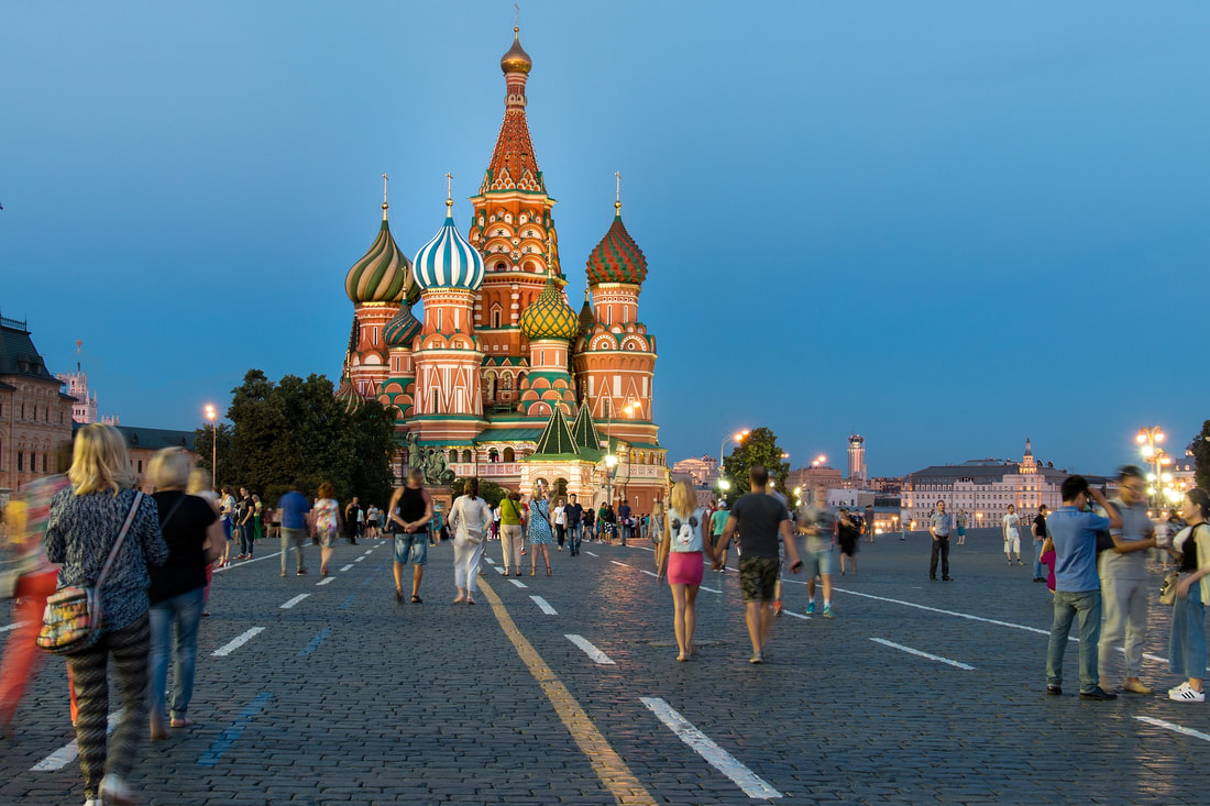Explore Unusual Things In Moscow Before Travelling Along The Trans-Siberian Railway By The Belle Blog
