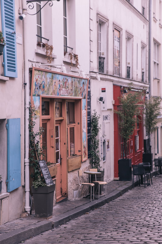 Montmartre, Paris by The Belle Blog
