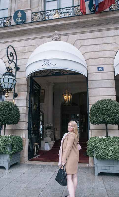 A Romantic weekend in Paris at The Ritz hotel by The Belle Blog
