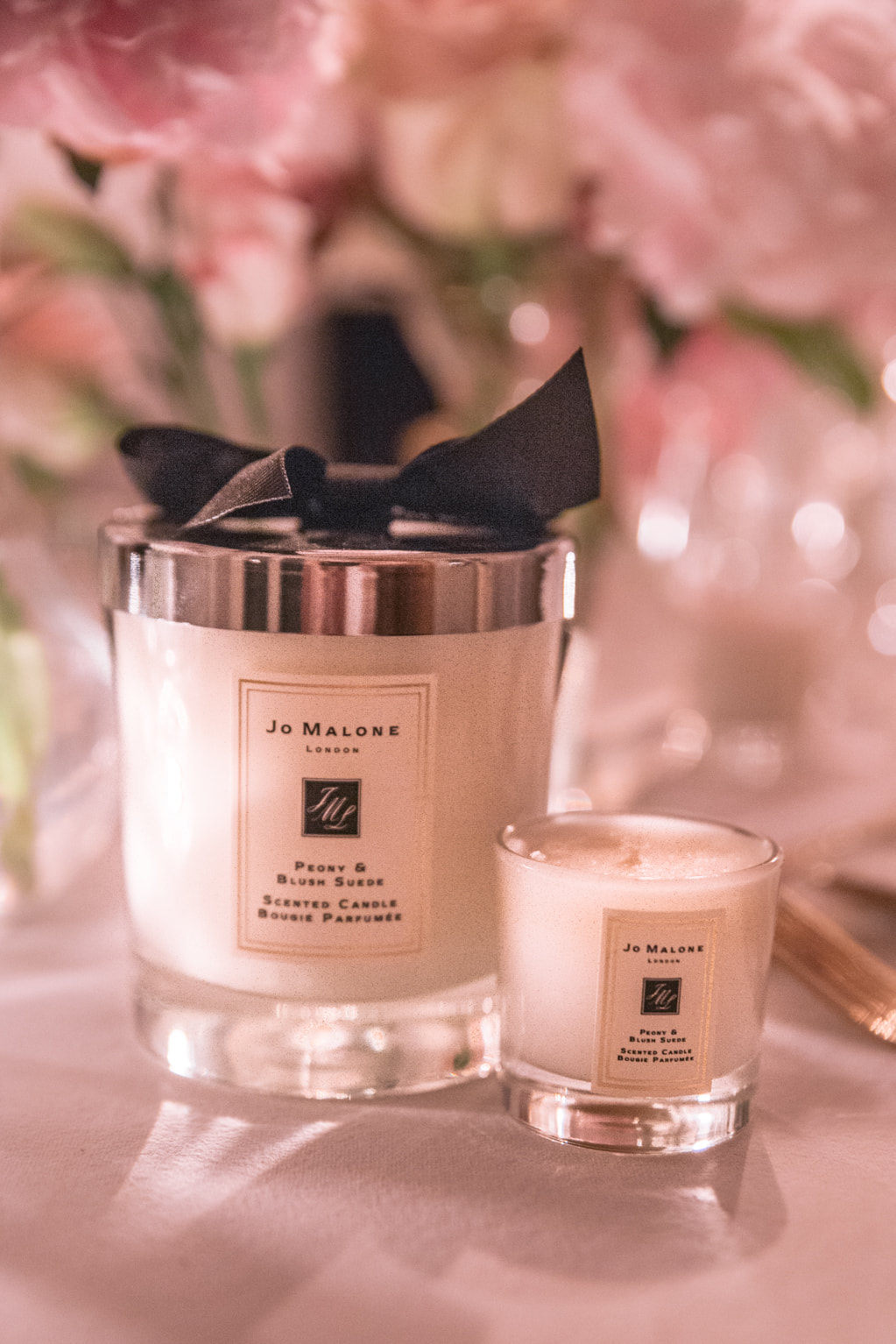 Jo Malone Christmas giveaway by The Belle Blog