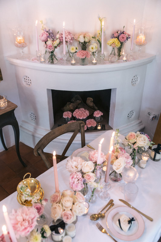 A Jo Malone inspired peony party By The Belle Blog