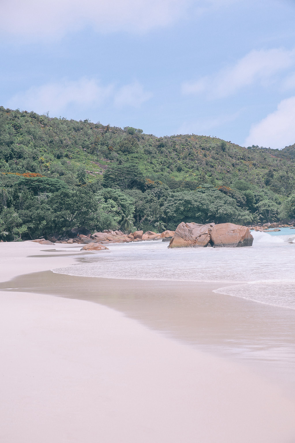 A day at Anse Lazio, The Seychelles By The Belle Blog