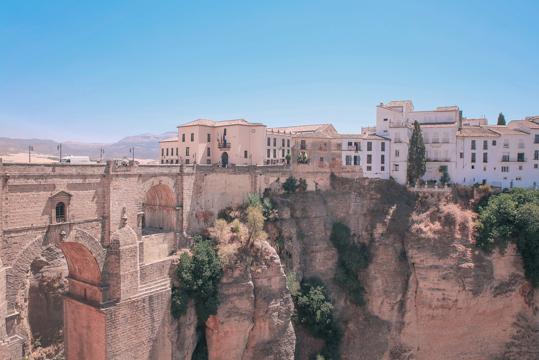 Visiting Ronda, Andalusia - Spain by The Belle Blog