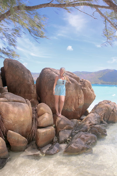 Curieuse Island, The Seychelles by The Belle Blog