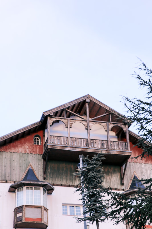 Where the Spanish go to ski by The Belle Blog. A weekend in the Spanish ski resort, Sierra Nevada
