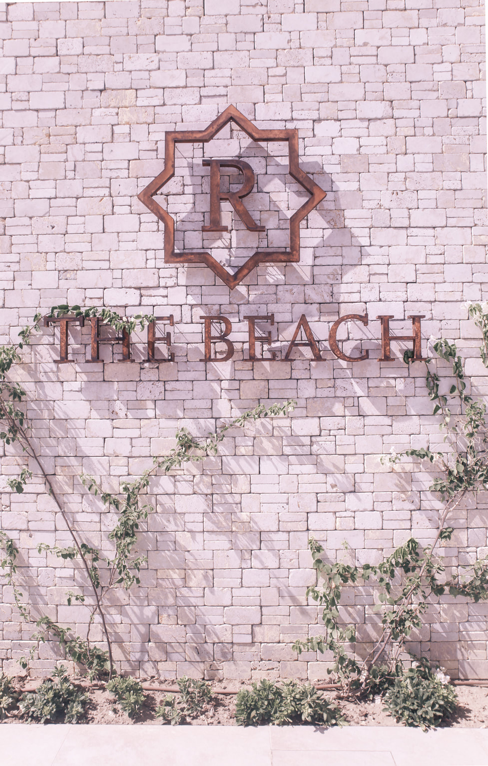 The beach at La Reserva, Sotogrande by The Belle Blog